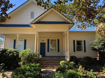Cairo Single Family Home For Sale: 540 S Broad Street
