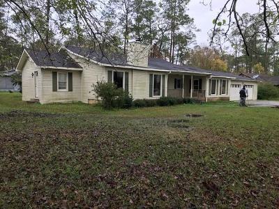 Ochlocknee Single Family Home For Sale: 1086 Third St