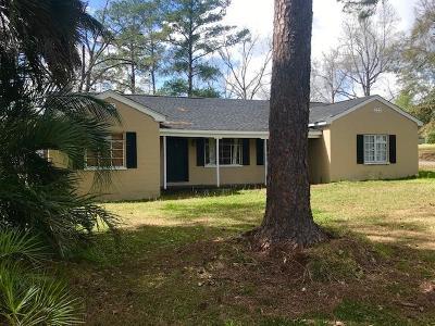 Pavo Single Family Home For Sale: 3060 E McDonald Rd