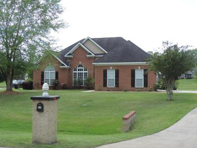Single Family Home For Sale: 179 Lilliquin Dr.