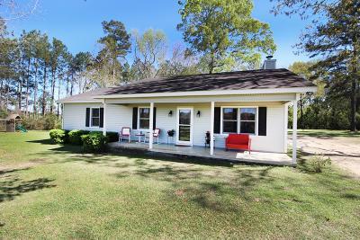 Boston Single Family Home For Sale: 16542 Eason Crossing Road