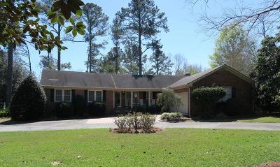 Pelham Single Family Home For Sale: 223 Tennyson St NE