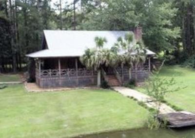 Coolidge Single Family Home For Sale: 1765 Smithwick Bridge Rd