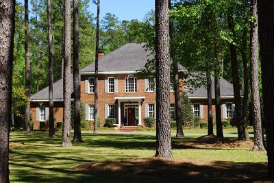 Thomasville Single Family Home For Sale: 7827 Metcalf Road