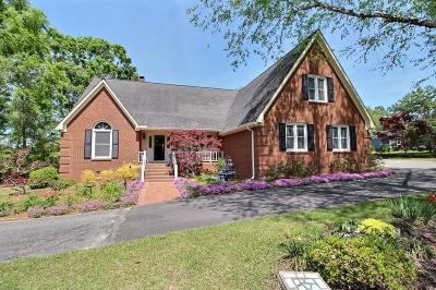 Ochlocknee Single Family Home For Sale: 155 Deerhill Drive