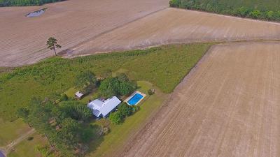 Pavo Single Family Home For Sale: 12903 Salem