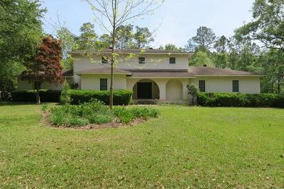 Pelham Single Family Home For Sale: 1774 John Collins Rd