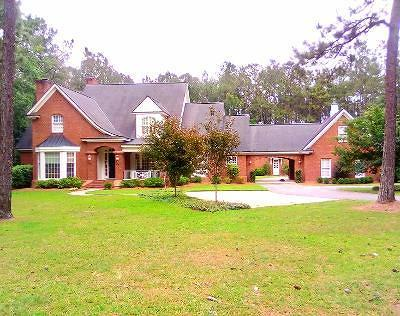 Thomasville Single Family Home For Sale: 431 Spring Lake Rd.