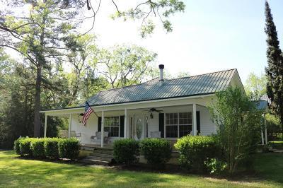Pelham Single Family Home For Sale: 1235 Wilder Rd