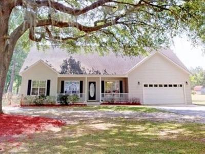 Ochlocknee Single Family Home For Sale: 662 West Shore Dr.