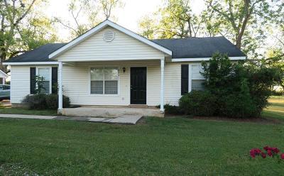 Pelham Single Family Home For Sale: 872 John Collins Rd