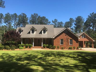 Cairo Single Family Home For Sale: 581 Old Thomasville Rd