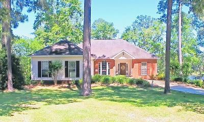 Ochlocknee Single Family Home For Sale: 351 West Shore Dr.
