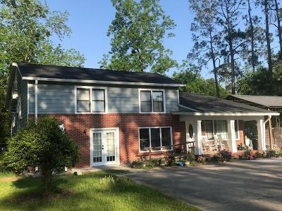 Cairo Single Family Home For Sale: 605 SE 1st Street