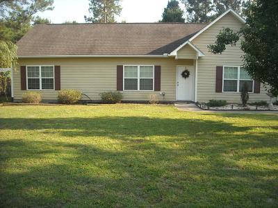 Ochlocknee Single Family Home For Sale: 4073 Pine Street