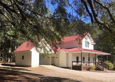 Coolidge Single Family Home For Sale: 1250 Carlton Rd.