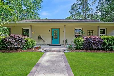 Pelham Single Family Home For Sale: 1160 Stage Coach Rd #Lot 5