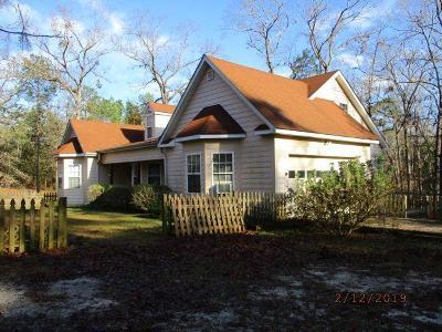 Ochlocknee Single Family Home For Sale: 555 Mockingbird Rd