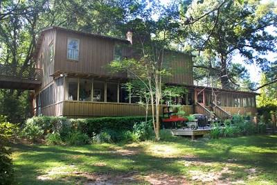 Ochlocknee Single Family Home For Sale: 1810 Bold Springs Road