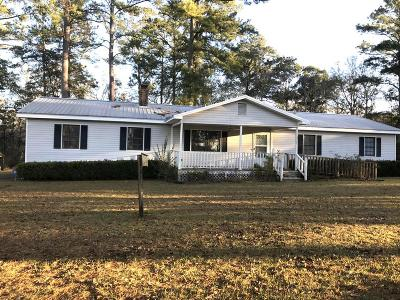 Boston Single Family Home For Sale: 4721 Ozell Rd