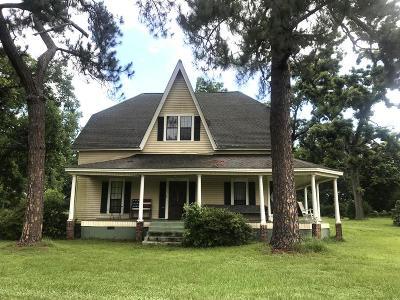 Ochlocknee Single Family Home For Sale: 2090 E Railroad St