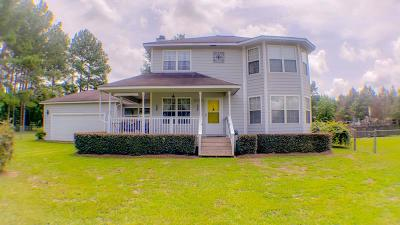 Ochlocknee Single Family Home For Sale: 2576 Maddox Rd.