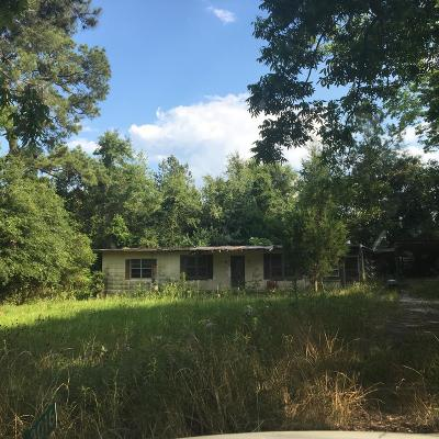 Pavo Single Family Home For Sale: 3016 McDonald