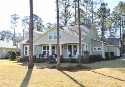 Thomasville GA Single Family Home For Sale: $359,900