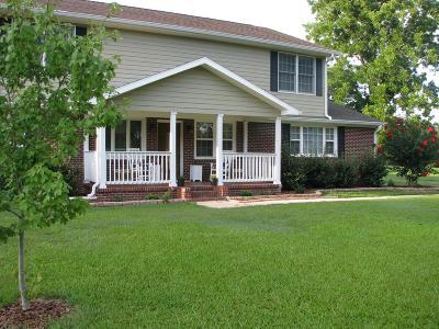 Ochlocknee Single Family Home For Sale: 1594 Dollar Store Rd