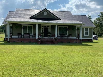 Coolidge Single Family Home For Sale: 2835 Rocky Ford Road