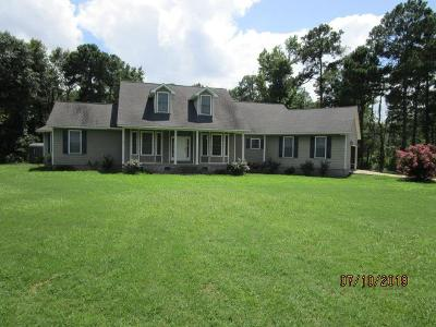 Pavo Single Family Home For Sale: 733 Green Rd.