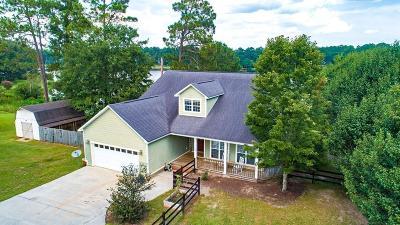 Ochlocknee Single Family Home For Sale: 609 West Shore Dr.