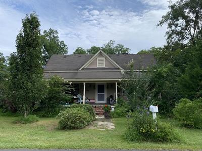 Pavo Single Family Home For Sale: 2088 W Pear St.
