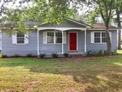Cairo Single Family Home For Sale: 945 Pierce Chapel Road