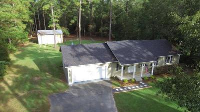 Coolidge Single Family Home For Sale: 7134 Hall Rd