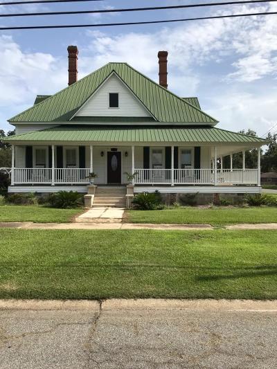 Barwick Single Family Home For Sale: 1012 S Main St