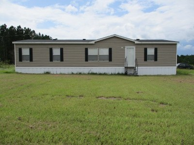 Pavo Single Family Home For Sale: 10307 Tallokas Rd.