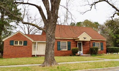 Single Family Home For Sale: 301 W Magnolia St