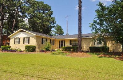 Ocilla, Irwinville, Chula, Wray , Abbeville, Fitzgerald, Mystic, Ashburn, Sycamore, Rebecca Single Family Home For Sale: 459 Bowen's Mill Hwy