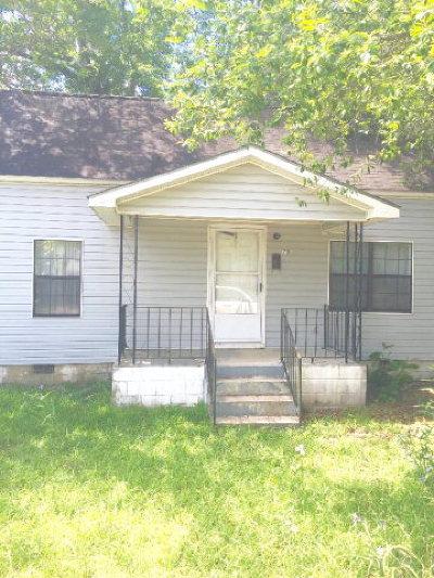 Ocilla, Irwinville, Chula, Wray , Abbeville, Fitzgerald, Mystic, Ashburn, Sycamore, Rebecca Single Family Home For Sale: 711 Lemon