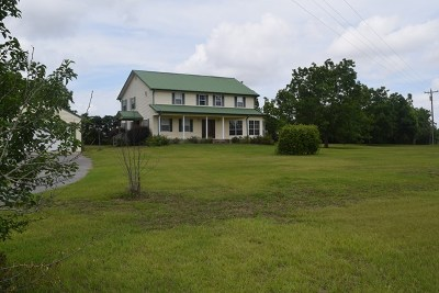 Poulan, Sumner, Warwick, Sylvester, Ashburn, Sycamore, Rebecca Single Family Home For Sale: 7203 Us Hwy 41 North