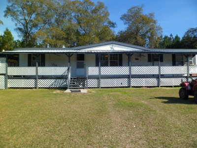 Brookfield, Chula, Tifton, Irwinville, Omega, Poulan, Sycamore, Sumner, Ty Ty, Ashburn, Rebecca Single Family Home For Sale: 211 S Church Street