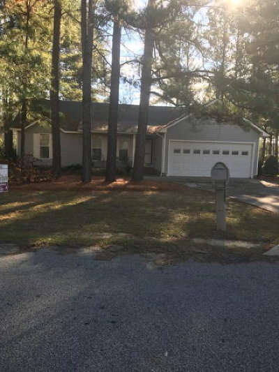 Brookfield, Chula, Tifton, Irwinville, Omega, Poulan, Sycamore, Sumner, Ty Ty, Ashburn, Rebecca Single Family Home For Sale: 1403 Red Fox Trail