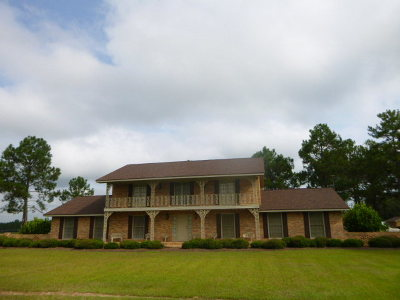 Brookfield, Chula, Tifton, Irwinville, Omega, Poulan, Sycamore, Sumner, Ty Ty, Ashburn, Rebecca Single Family Home For Sale: 110 W Sycamore Road