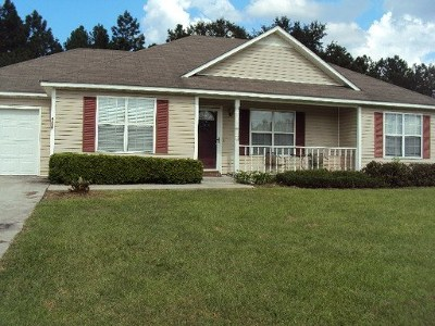 Valdosta GA Single Family Home For Sale: $104,900
