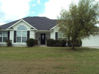 Valdosta GA Single Family Home For Sale: $175,900