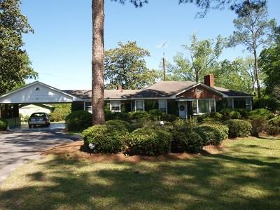 Ocilla, Irwinville, Chula, Wray , Abbeville, Fitzgerald, Mystic, Ashburn, Sycamore, Rebecca Single Family Home For Sale: 116 Franklin Ave
