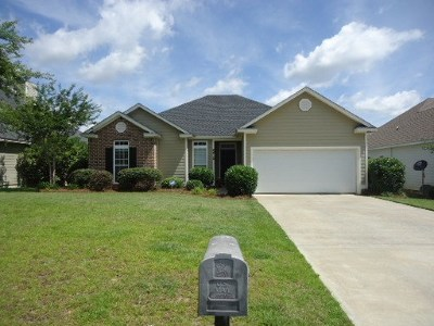 Valdosta GA Single Family Home For Sale: $140,000
