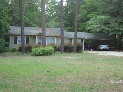 Brookfield, Chula, Tifton, Irwinville, Omega, Poulan, Sycamore, Sumner, Ty Ty, Ashburn, Rebecca Single Family Home For Sale: 1008 Belmont Ave