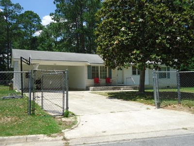 Brookfield, Chula, Tifton, Irwinville, Omega, Poulan, Sycamore, Sumner, Ty Ty, Ashburn, Rebecca Single Family Home For Sale: 1467 Shanna Dr